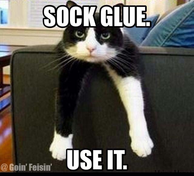 Sock Glue