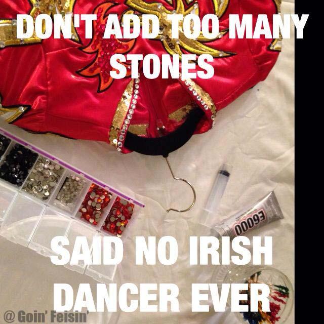 Too Many Stones