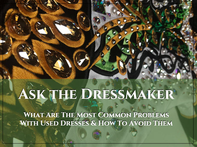 Ask the Dressmaker – Should I Buy Used Dresses?